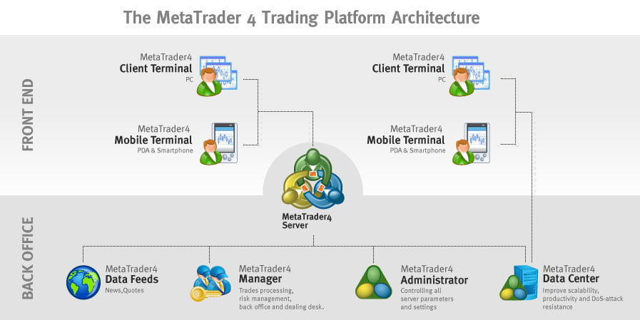 Metatrader 4 vs Metatrader 5: ¿Cual plataforma debería usar?