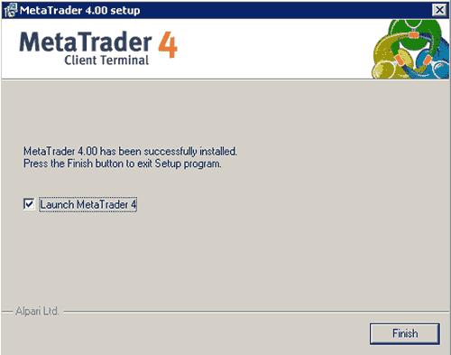 Instructivo Metatrader 4