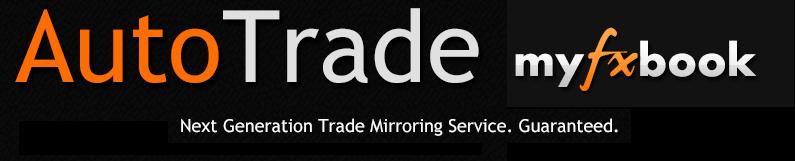 Plataforma de Mirror Trading Myfxbook Autotrader con FXOpen