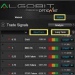 Algobit: Nueva plataforma de opciones binarias de Optionbit
