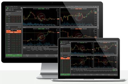 plataforma cTrader ICMarkets