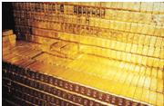 Oro, uno de los principales commodities