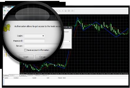 Ingreso en la plataforma para participar en los concursos de trading de XM