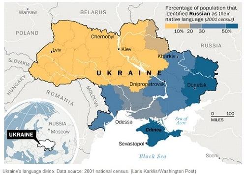 Posibilidad de guerra en Ucrania