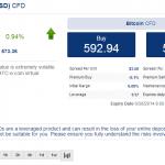 Broker Plus500 ofrece trading con criptodivisas como Bitcoin y Litecoin