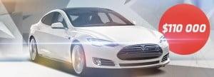 concurso de RoboForex para obtener un automóvil Tesla
