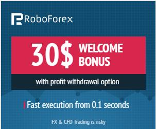 Broker de Forex ECN/STP RoboForex