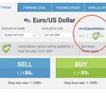Operaciones libres de riesgo con dealcancellation de EasyMarkets
