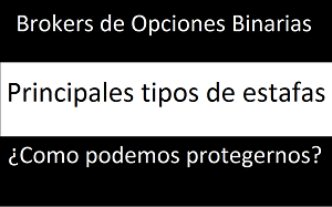 brokers de opciones binarias scam