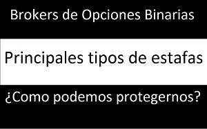 Porque se han prohibido las opciones binarias