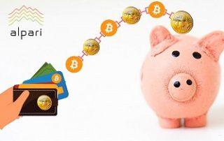 Alpari acepta Bitcoin
