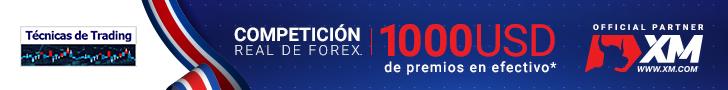 competencia de trading de XM