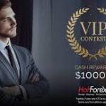 Competencia para traders HotForex VIP Contest 2018