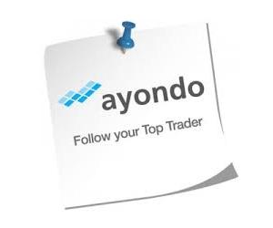 Plataforma de trading social de Ayondo