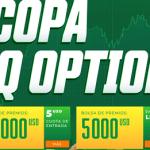 Competencia de trading Copa IQ Option Brazil 2019