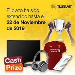 Competencia Liga Global de Traders de Tigerwit