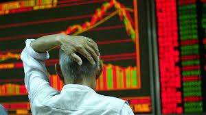 Acciones chinas en caída libre después del regreso de los traders de las vacaciones del Año Nuevo Lunar