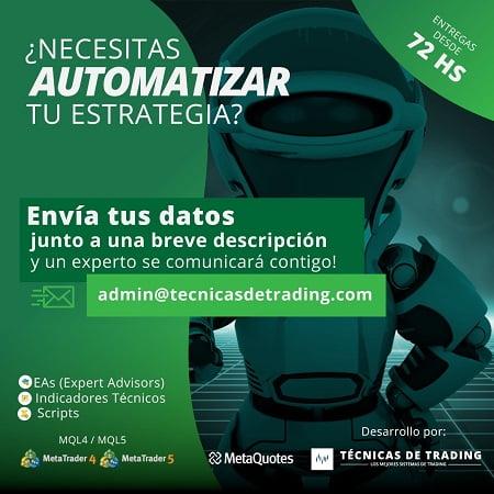 servicio de automatización de sistemas