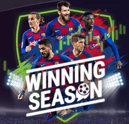 Gana un viaje a un partido del FC Barcelona con FBS