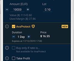 Herramienta de gestión de riesgo AvaProtect