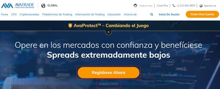 Tutorial del Broker Avatrade – Guía en español del broker Avatrade