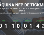 Concurso Maquna NFP de Tickmill