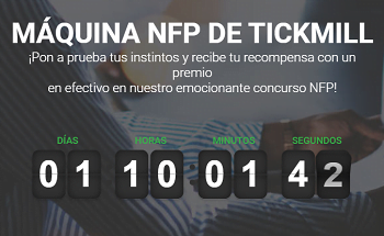 Concurso para Traders Máquina NFP de Tickmill