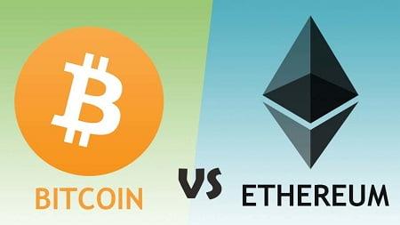 Bitcoin vs Ethereum: Características y Principales Diferencias