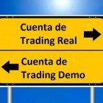 ¿Porque el Trading en una Cuenta Demo y en una Cuenta Real Muestra Diferencias?