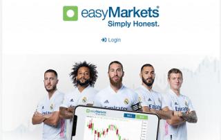 Competencia de trading de EasyMarkets