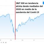 ¿Porque los Mercados de Valores Suben Mientras la Economía Está Caída por Covid-19?