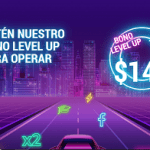 Bono Gratuito de $140 de FBS para 2021 - Promoción BONO LEVEL UP