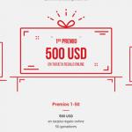 Promoción Quédese en Casa Broker XM - Bono hasta 500 USD y Sorteo Especial